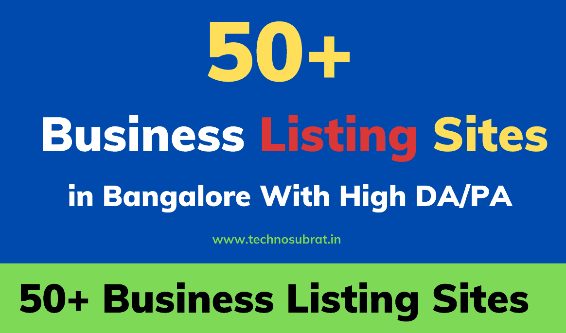 business listing sites in bangalore e1621510447854
